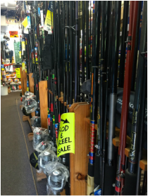 Rods Reels Bait Tackle Repairs Stradbroke Queensland