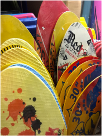 Skim Board Surf Board Body Board Boogy Hire Stradbroke
